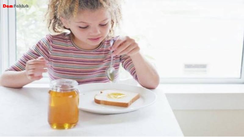 تشخیص عسل طبیعی با نان تست